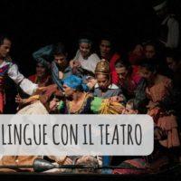 Apprendere le lingue con il teatro