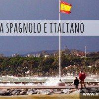 Quanto si assomigliano spagnolo e italiano?
