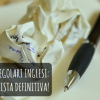 Nuovissima Guida ai Verbi Irregolari Inglesi da scaricare gratis