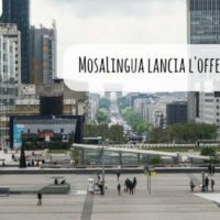 MosaLingua lancia la sua offerta per le aziende