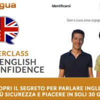 La MasterClass dei sogni: parlare inglese più fluentemente con Speak English with Confidence