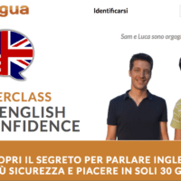 La MasterClass dei sogni: parlare inglese più fluentemente con Speak English with Confidence