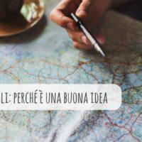 Viaggiare da soli: perché è una buona idea