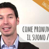 Come pronunciare il suono æ nell'inglese americano