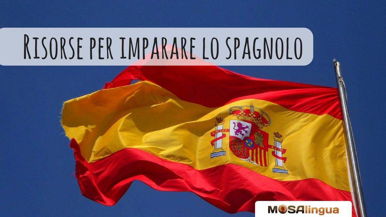 Risorse per imparare lo spagnolo rapidamente
