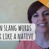 Parole di slang italiano per parlare come un nativo
