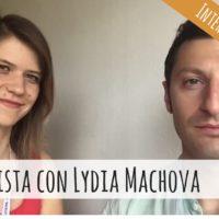 Intervista con Lydia Machova sugli errori di apprendimento delle lingue [VIDEO]
