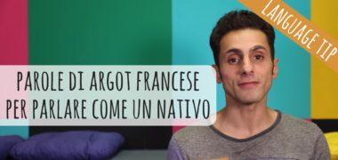Argot francese: 10 parole per parlare come un nativo [VIDEO]
