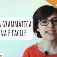 Grammatica italiana: facile o difficile? [VIDEO]
