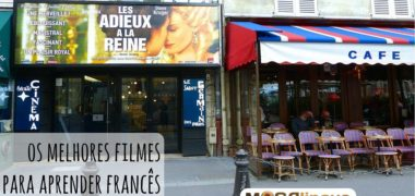 Os melhores filmes para aprender francês em versão original