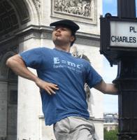 Entrevista com o famoso poliglota e viajante Benny Lewis