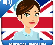 """Lançamento de nosso aplicativo para aprender o """"inglês médico"""""""