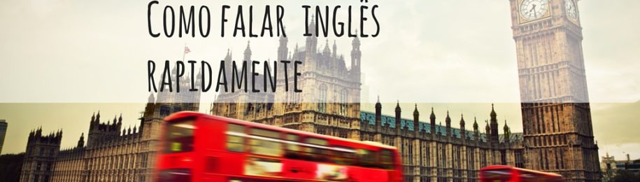 Como falar inglês rapidamente Image