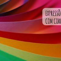 20 color idioms: expressões idiomáticas com cores em inglês