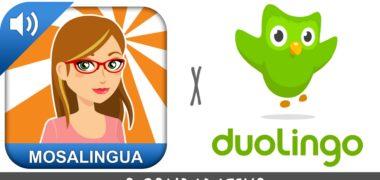 Duolingo X MosaLingua: qual o melhor aplicativo para aprender idiomas?
