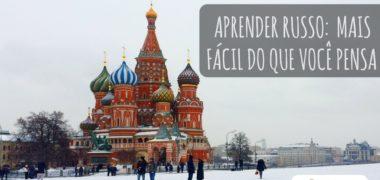 10 razões pelas quais aprender russo é mais fácil do que você pensa