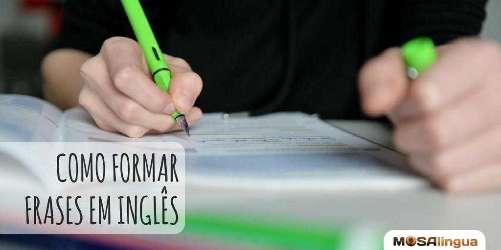 frases em ingles