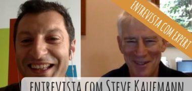 [VÍDEO] Entrevista com Steve Kaufmann, especialista em idiomas