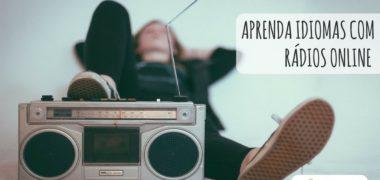 5 dicas para aprender idiomas com rádios online