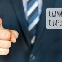 Gramática inglesa: o uso do imperativo em inglês