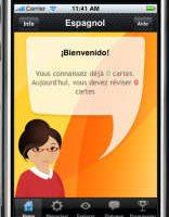 Des nouvelles de MosaLingua, l'application iphone pour apprendre l'espagnol