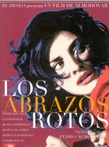 abrazos rotos 222x300 Liste des meilleurs films en espagnol VOST (avec les sous titres) pour apprendre lespagnol