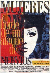 mujeres almodovar 204x300 Liste des meilleurs films en espagnol VOST (avec les sous titres) pour apprendre lespagnol