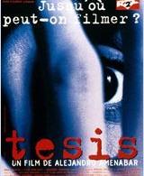 tesis 160x195 Liste des meilleurs films en espagnol VOST (avec les sous titres) pour apprendre lespagnol