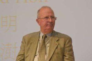 Jean-Paul Nerrière, auteur du livre sur le globish