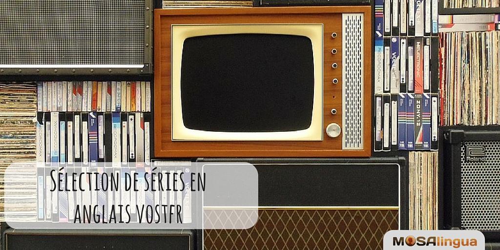 Les meilleures séries en anglais avec sous-titres