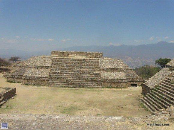 Piramides Maya, Molte Alban, Oaxaca