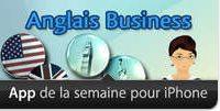 """MosaLingua Anglais Business sélectionné comme """"App de la semaine"""" par Apple"""