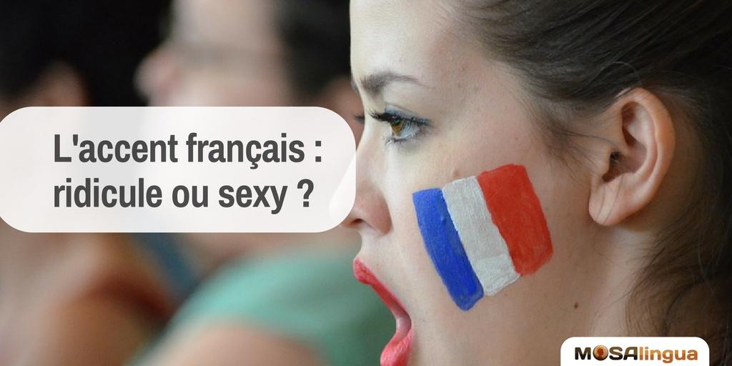Accent français en anglais : ridicule ou sexy ?