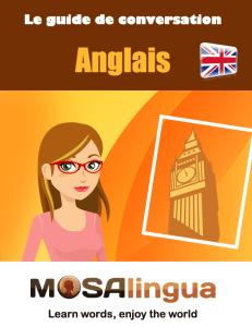 Guide de conversation Anglais Gratuit