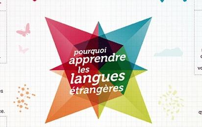 Les avantages de parler plusieurs langues (infographie) Image