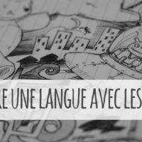 Apprendre une langue en lisant des BD (Bande dessinée)