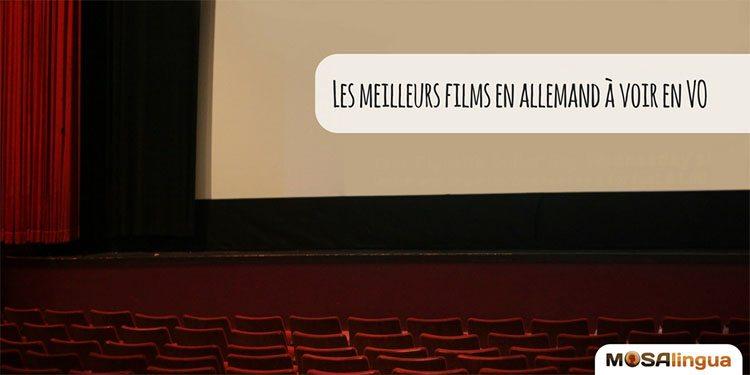 films en allemand