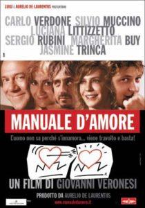 Films italiens - manuale d'amore