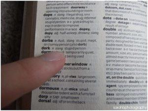slang anglais
