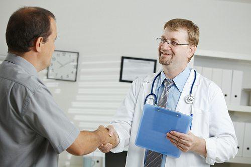 communiquer avec un patient étranger - Mosalingua