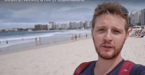 """""""Je vais apprendre le portugais en 3 mois et m'installer au Brésil"""". Interview de Michael qui nous explique son défi Image"""