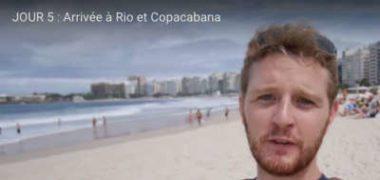 """""""Je vais apprendre le portugais en 3 mois et m'installer au Brésil"""". Interview de Michael qui nous explique son défi"""