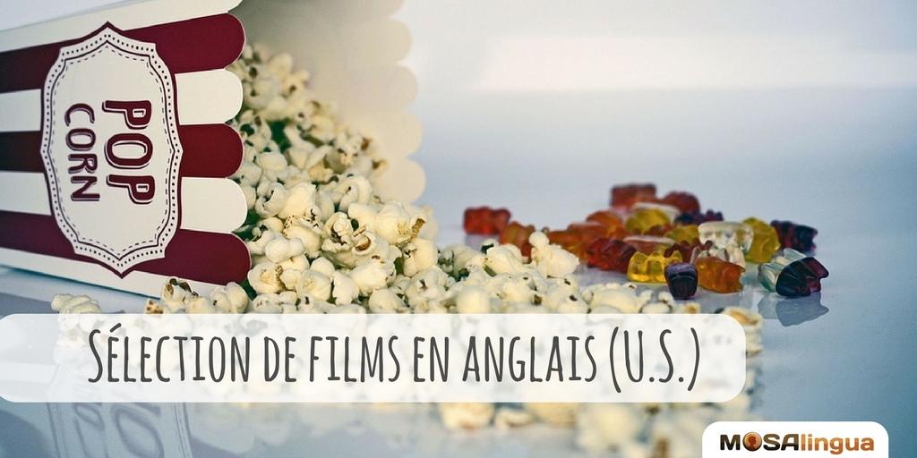 Mellores películas para aprender American English: Selección 5 Inglés VO Películas'anglais américain : sélection 5 films en VO anglais