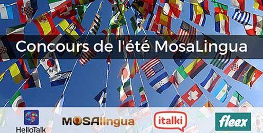 Gagnez un Pack Complet pour apprendre une langue avec notre Concours de Noël Image
