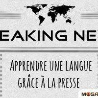 Apprendre une langue grâce à la presse en ligne ?