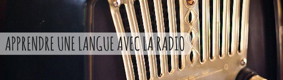 5 astuces pour apprendre une langue avec la radio en ligne Image