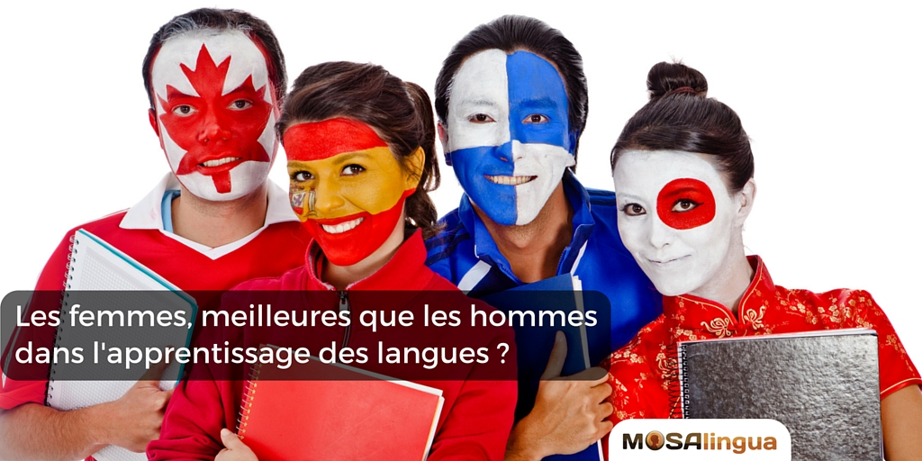 FR - Woman and languages Image (2)