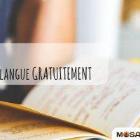 Comment apprendre une langue gratuitement ?