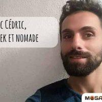 Interview de Cédric, membre de l'équipe de MosaLingua et polyglotte nomade