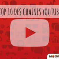 Top 10 des chaînes Youtube pour apprendre l'anglais